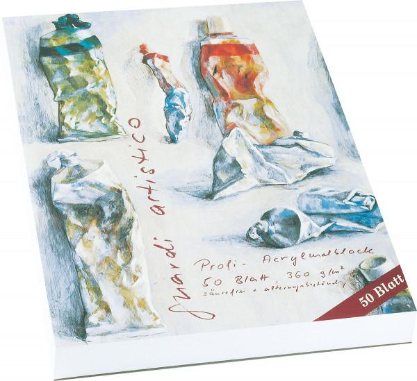 Guardi Artistico Profi-Acrylblock