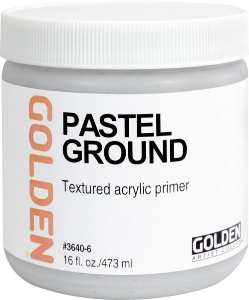 Golden Pastel Ground   Gesso & Grounds