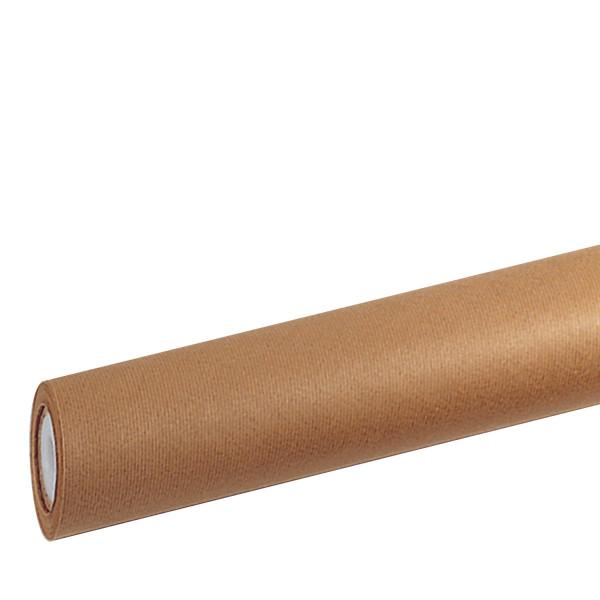 dorée Kraft-pakpapir i ruller, ribbet