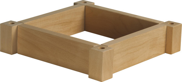 Artistix Aufsatzstück   Holz-Modellierbock