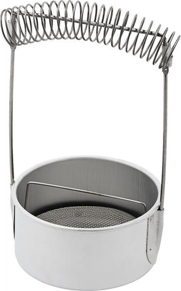 Seng Pinselwascher mit Sieb (S10)