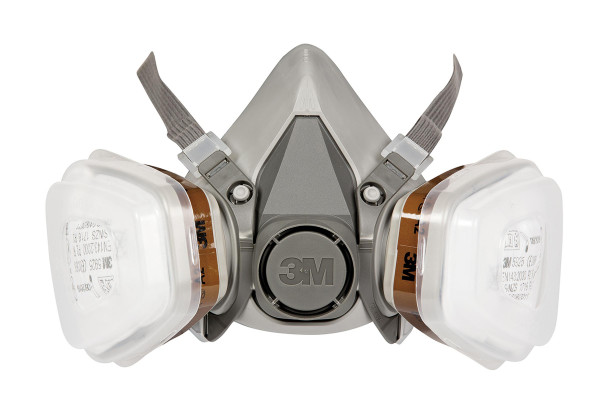 3M 6002C Atemschutzmaske