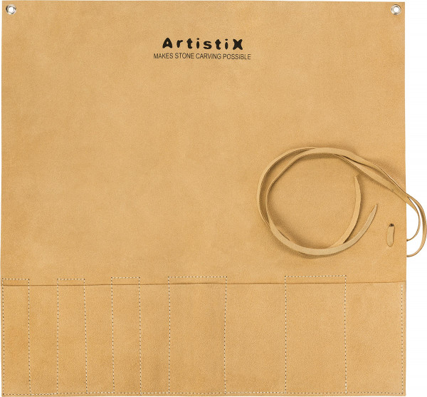 Artistix Leder-Werkzeugrolle
