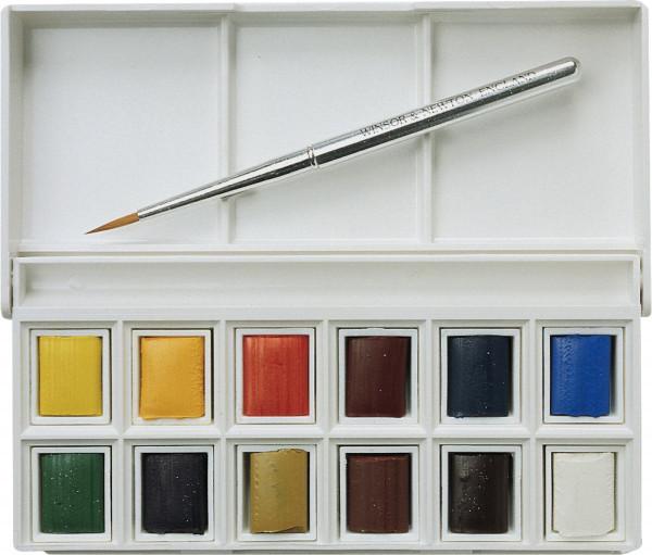 Winsor & Newton – Cotman Pocket Box akvarelmale boks
