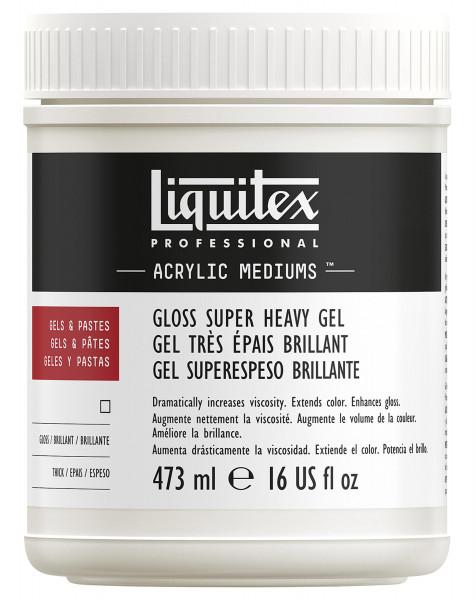 Liquitex Gloss Super Heavy Gel