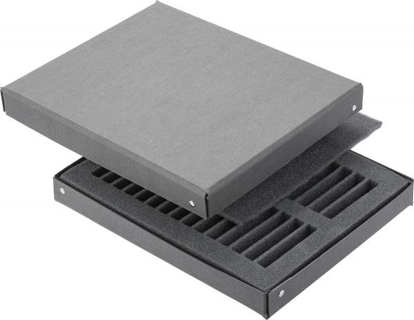 Black Boxes Box/Schaumstoff-Inlett