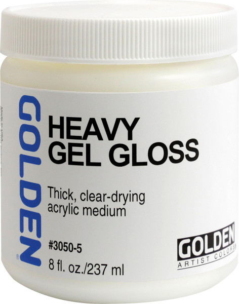 Golden Heavy Gel