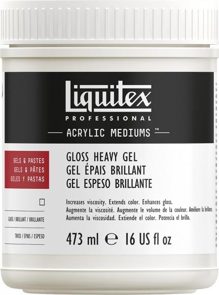 Liquitex Gloss Heavy Gel