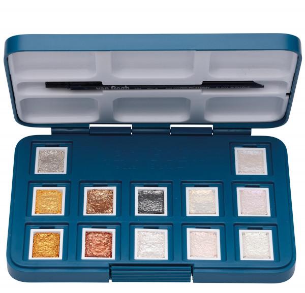 Spezial-Farbtöne   Talens Van Gogh Aquarellfarbe Pocket Box