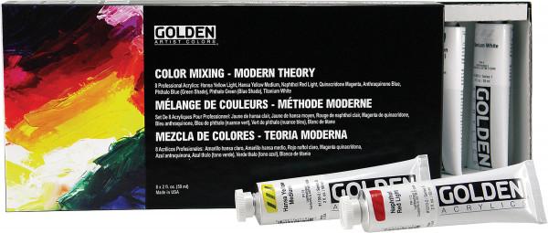Golden Heavy Body Akrylfarve-sæt