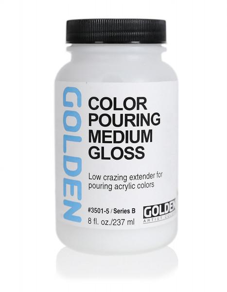 Color Pouring Medium   Golden Mediums & Additives