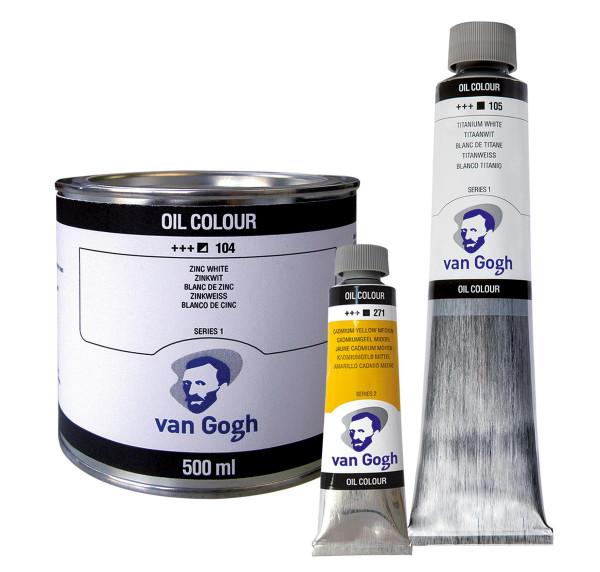 Royal Talens – Van Gogh Ekstra fine oliefarver til kunstnere