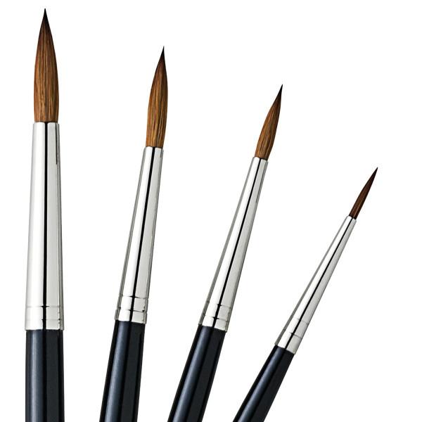 Askia Serie 103Kolinsky-pensel-sæt