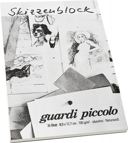 guardi Piccolo Skitseblok