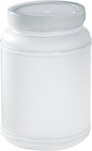 Ars Nova Kunststoffbehälter, leer