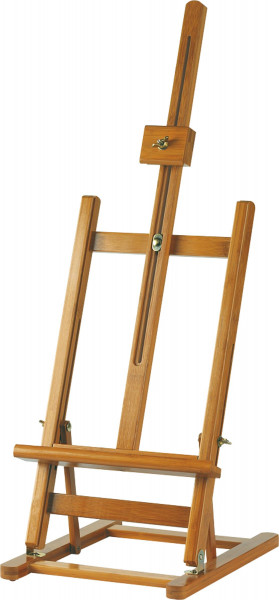 boesner Bambus-Tischstaffelei 1