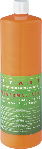 Start Fingerfarve