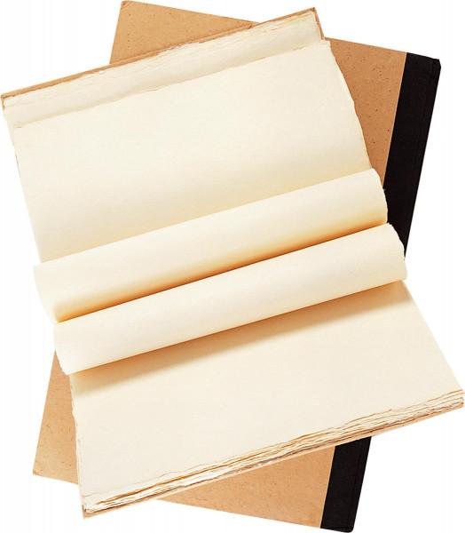 Silberburg Großes Zeichenbuch aus Büttenpapier