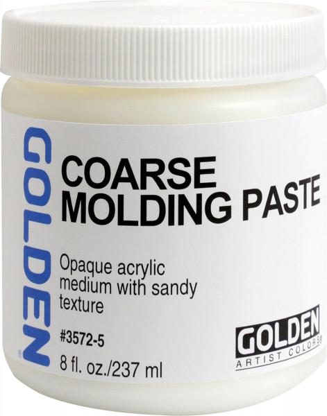 Coarse Molding Paste | Golden Gels & Molding Pastes