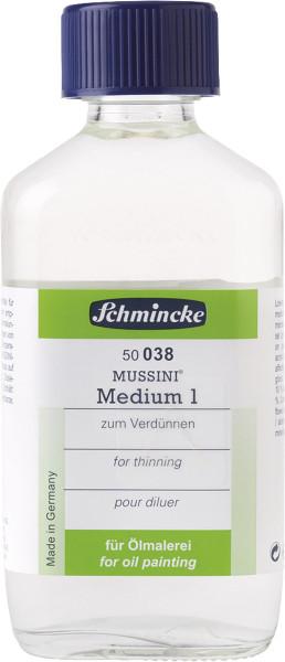 Schmincke Mussini Medium 1